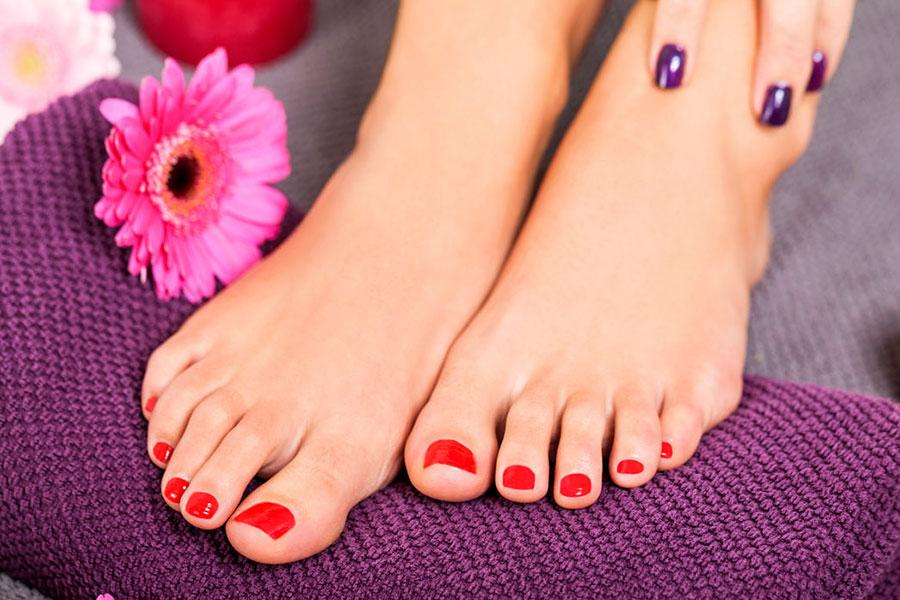 چگونه پاهایی زیبا داشته باشیم؟